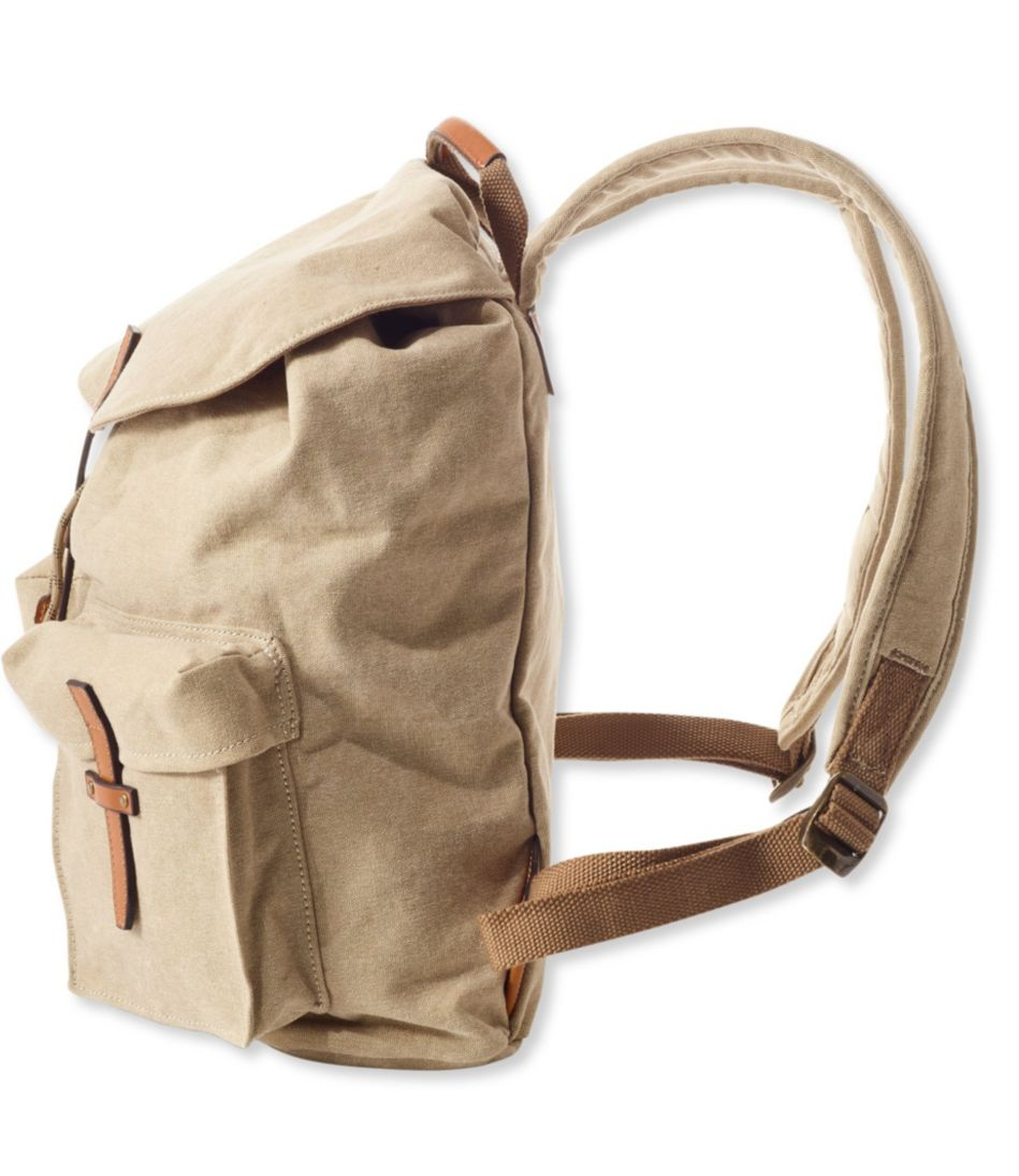 New Meadows Canvas Rucksack