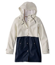Signature Fisherman's Cove Coat, Colorblock