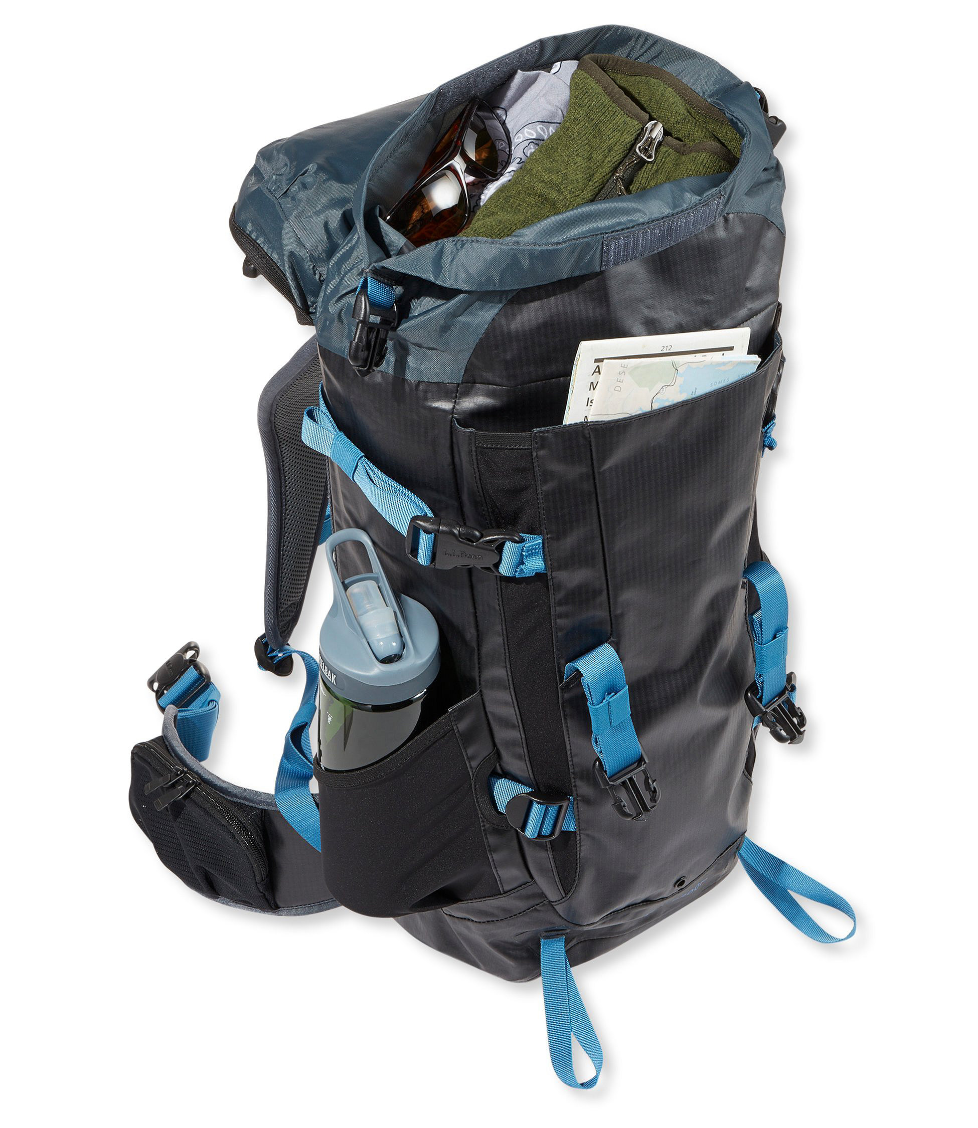All Conditions Waterproof Day Pack by L.L.Bean