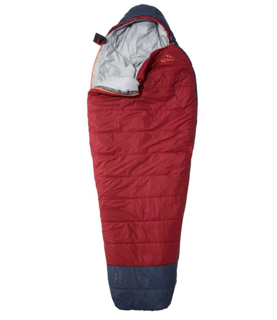 L.L.Bean Ultralight Sleeping Bag, 0° Mummy