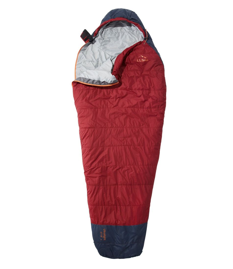 Women S L Bean Ultralight Sleeping Bag 0 Mummy