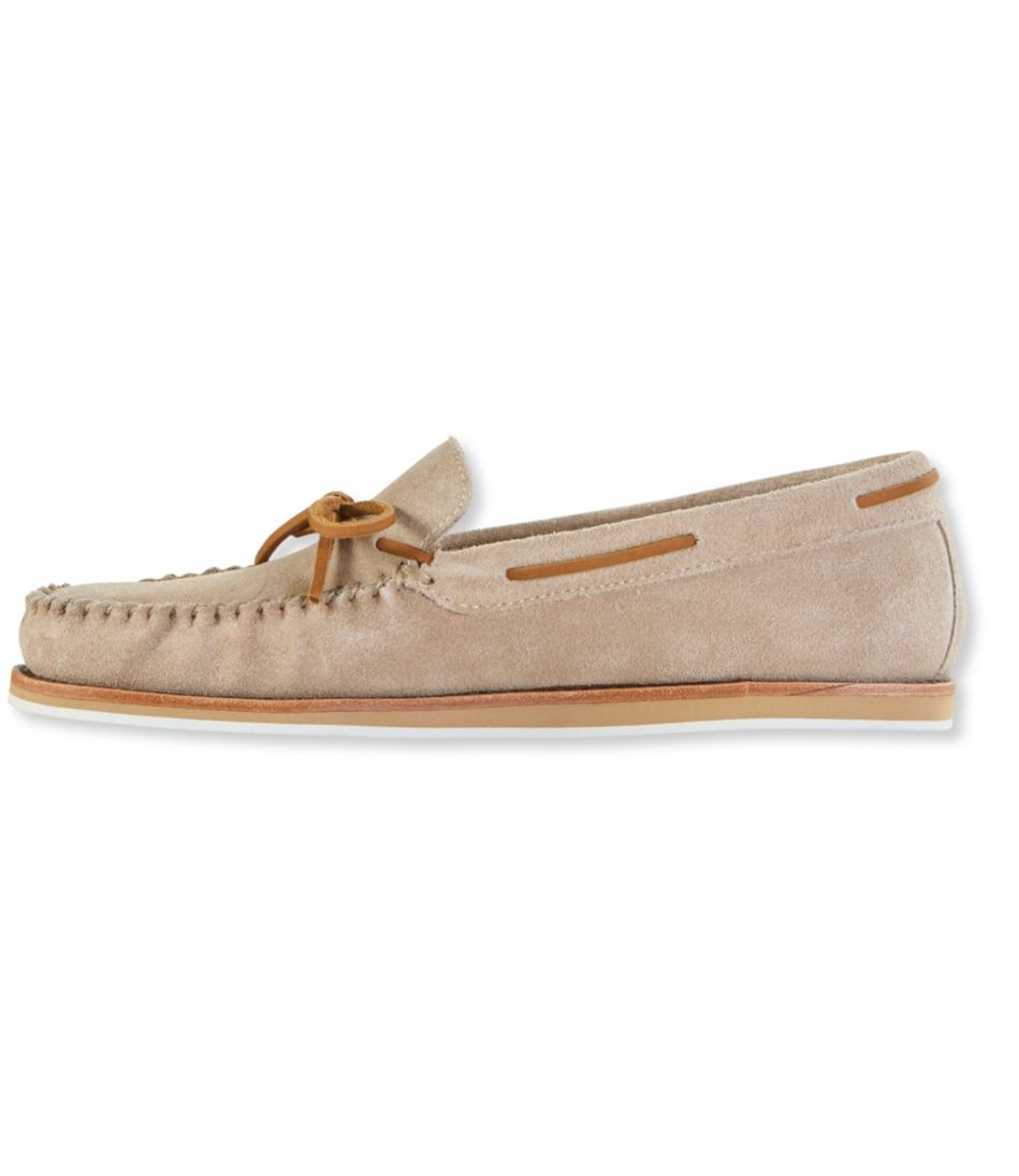 Signature Casual Loafers, Suede