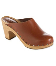 Signature Wood Clogs