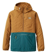 Men's Mountain Classic Insulated Anorak, Colorblock