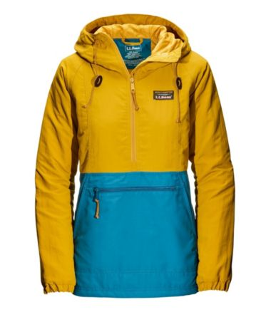 Women's Mountain Classic Insulated Anorak, Color Block