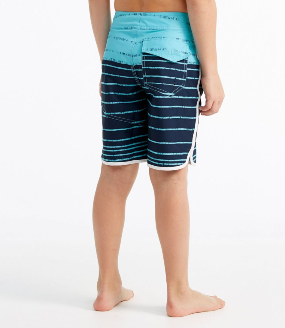 Boys' 360 Stretch Board Shorts, Print