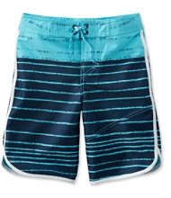 Boys' 360 Board Shorts, Print