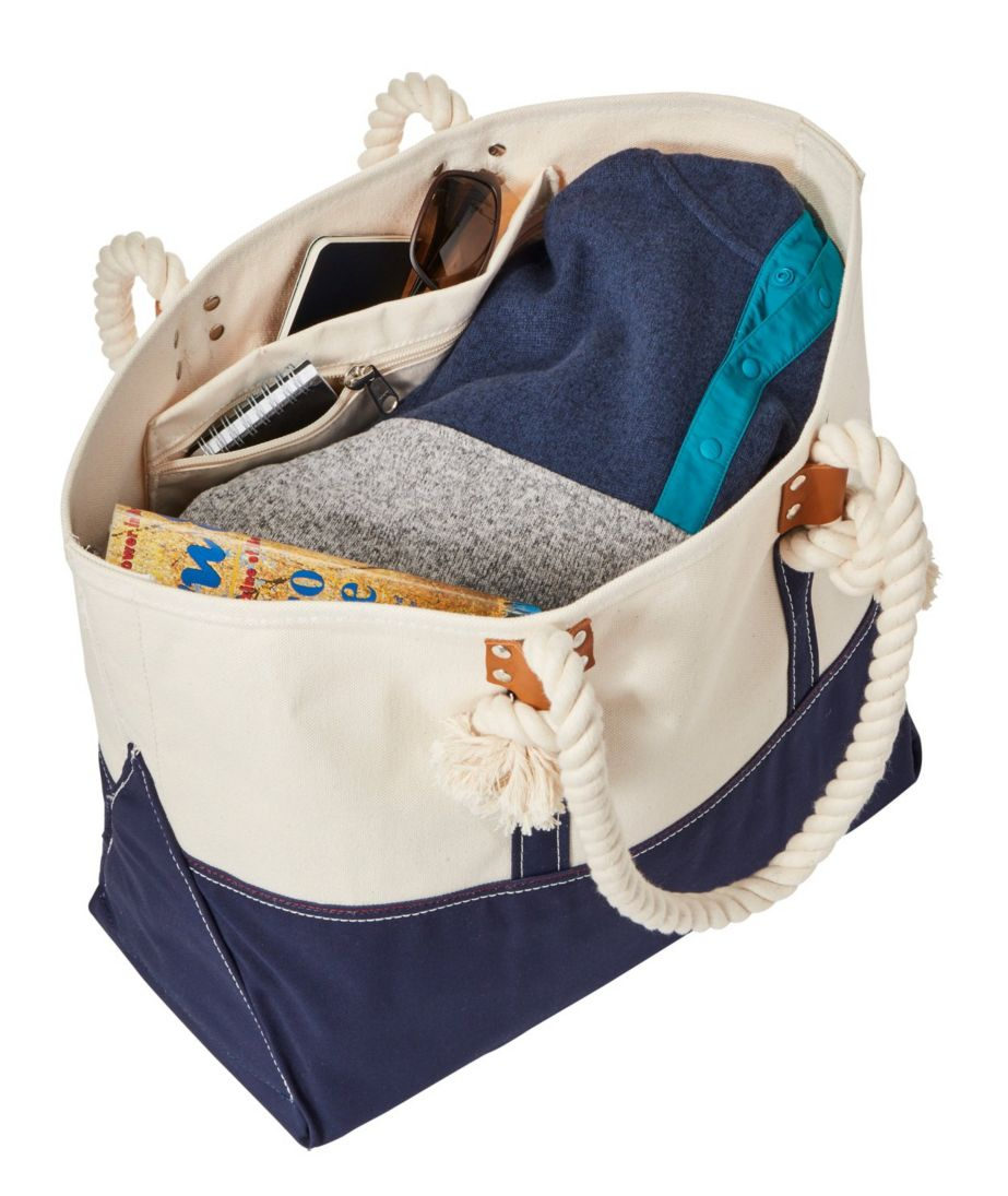 Signature Boat and Tote