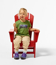 Kids' All-Weather Adirondack Chair