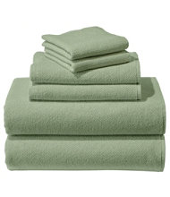 Organic Textured Cotton Towel Set