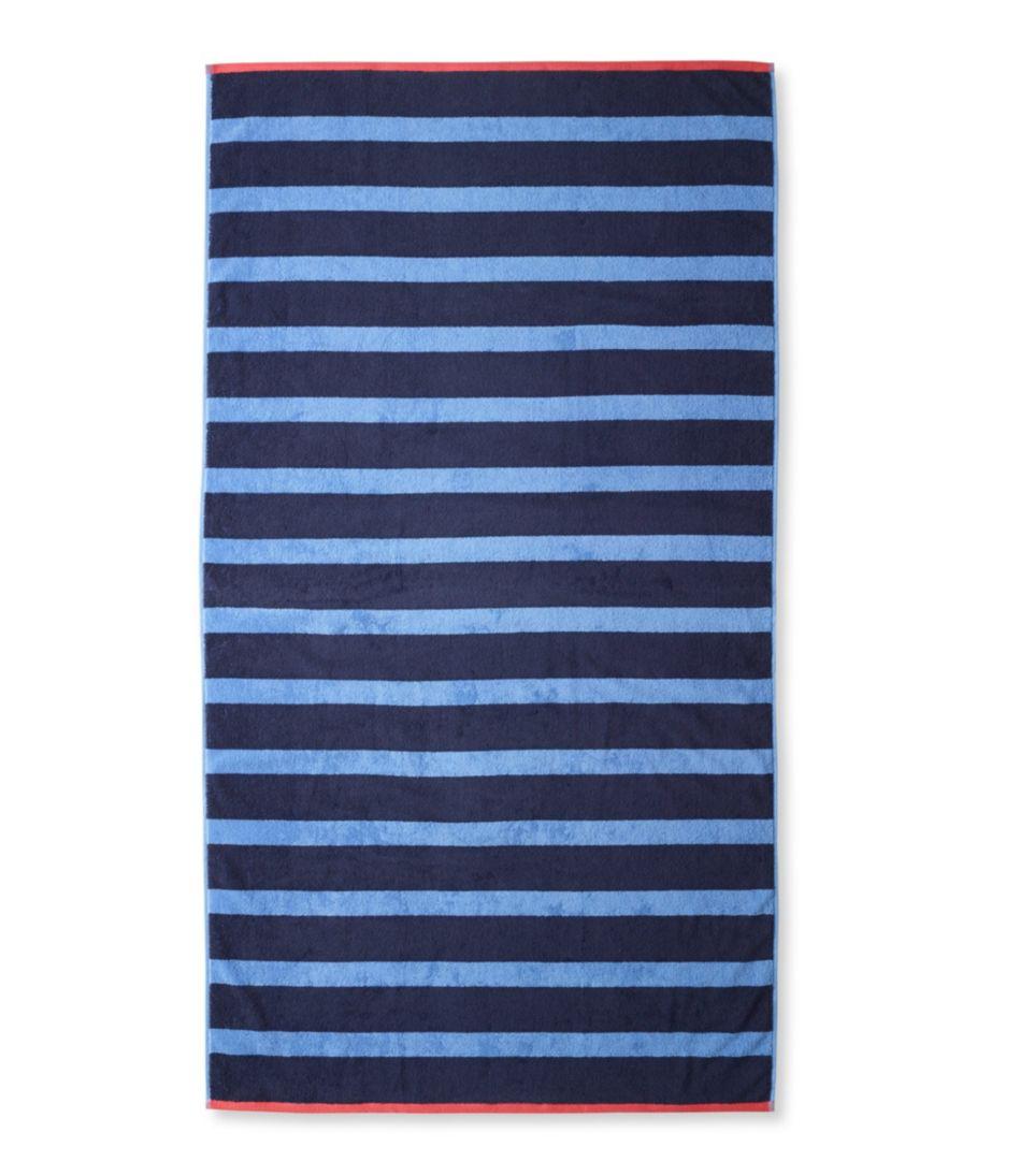 Seaside Beach Towel, Stripe