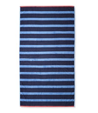 Seaside Beach Towel, Stripe