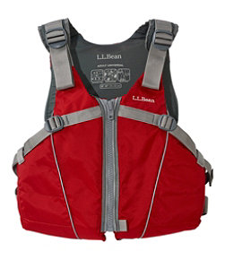 Adults' L.L.Bean Universal Fit Mesh-Back PFD