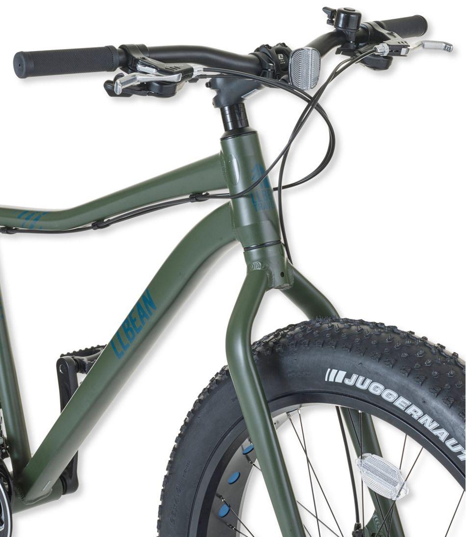 Men's L.L.Bean Nor'easter Fat Tire Bike