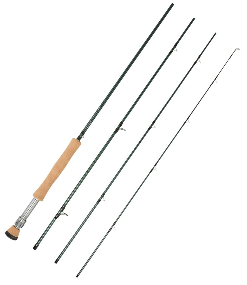 Streamlight Ultra II Four-Piece Fly Rod, 7-9 Wt.