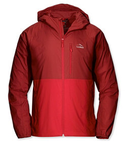 Katabatic Wind Hooded Jacket, Colorblock
