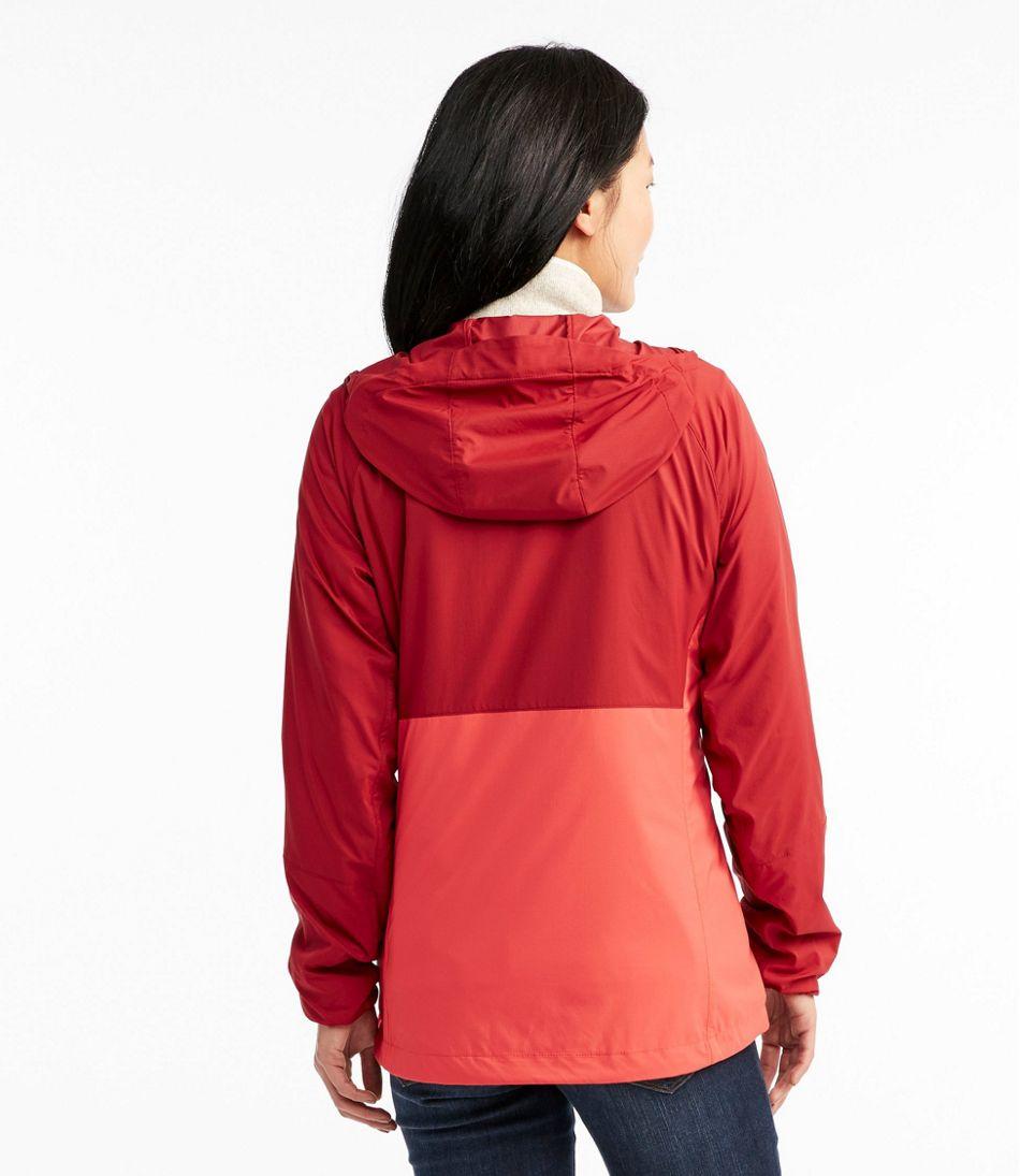 Katabatic Wind Hooded Jacket, Colorblock