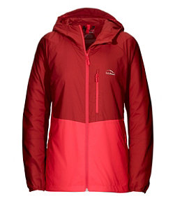 Women's Katabatic Wind Hooded Jacket, Colorblock