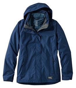 Women's Sweater Fleece 3-in-1 Jacket, Regular