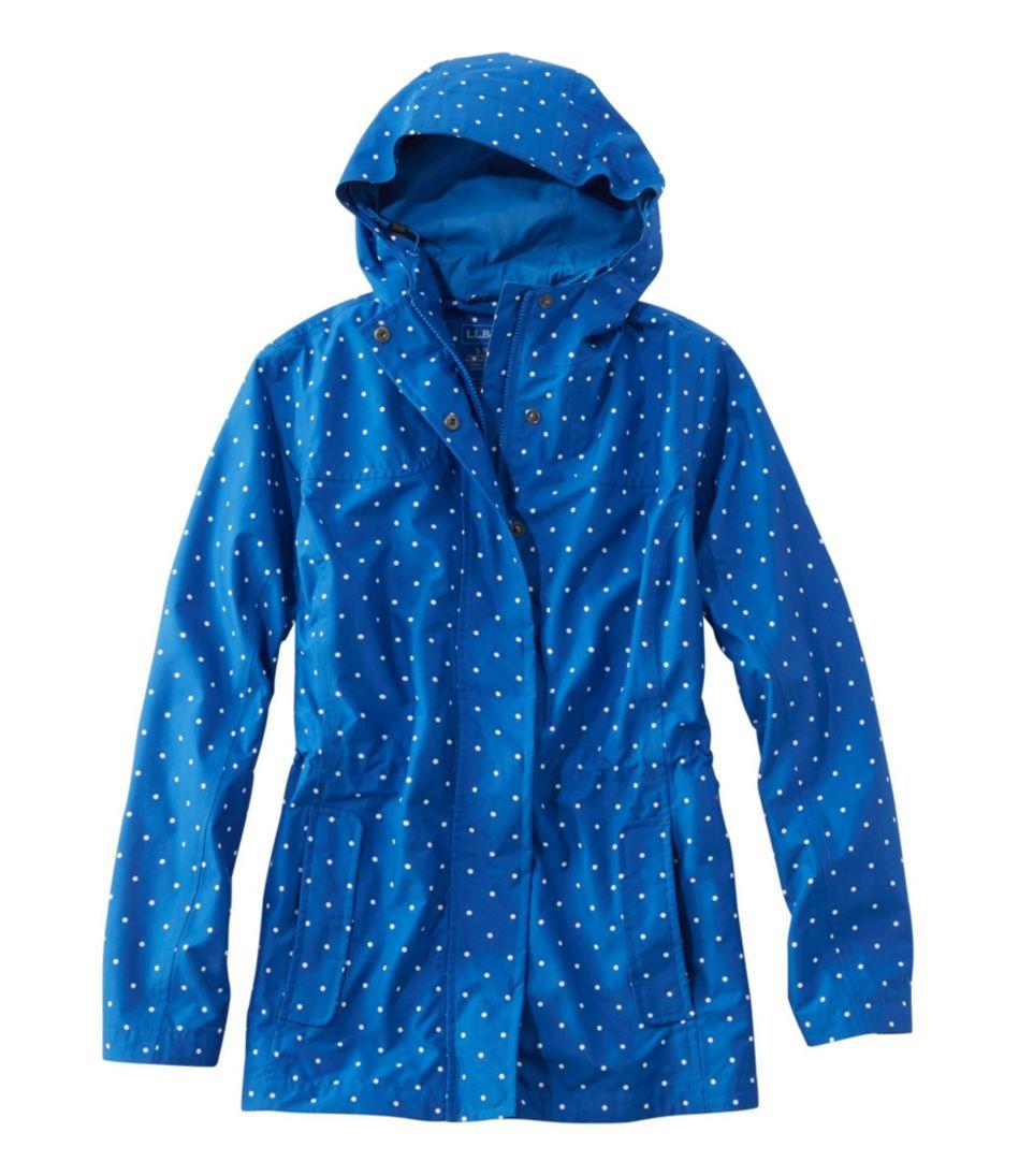 H2Off Rain Mesh-Lined Jacket, Print