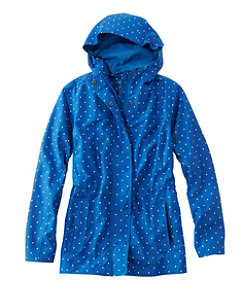 Women's H2Off Rain Mesh-Lined Jacket, Print