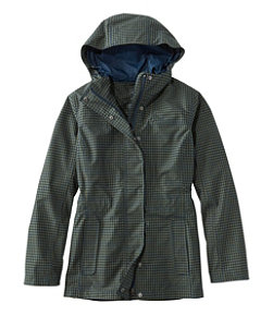 H2Off Rain Mesh-Lined Jacket, Print
