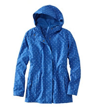 Women's H2OFF Rain PrimaLoft Lined Jacket, Print