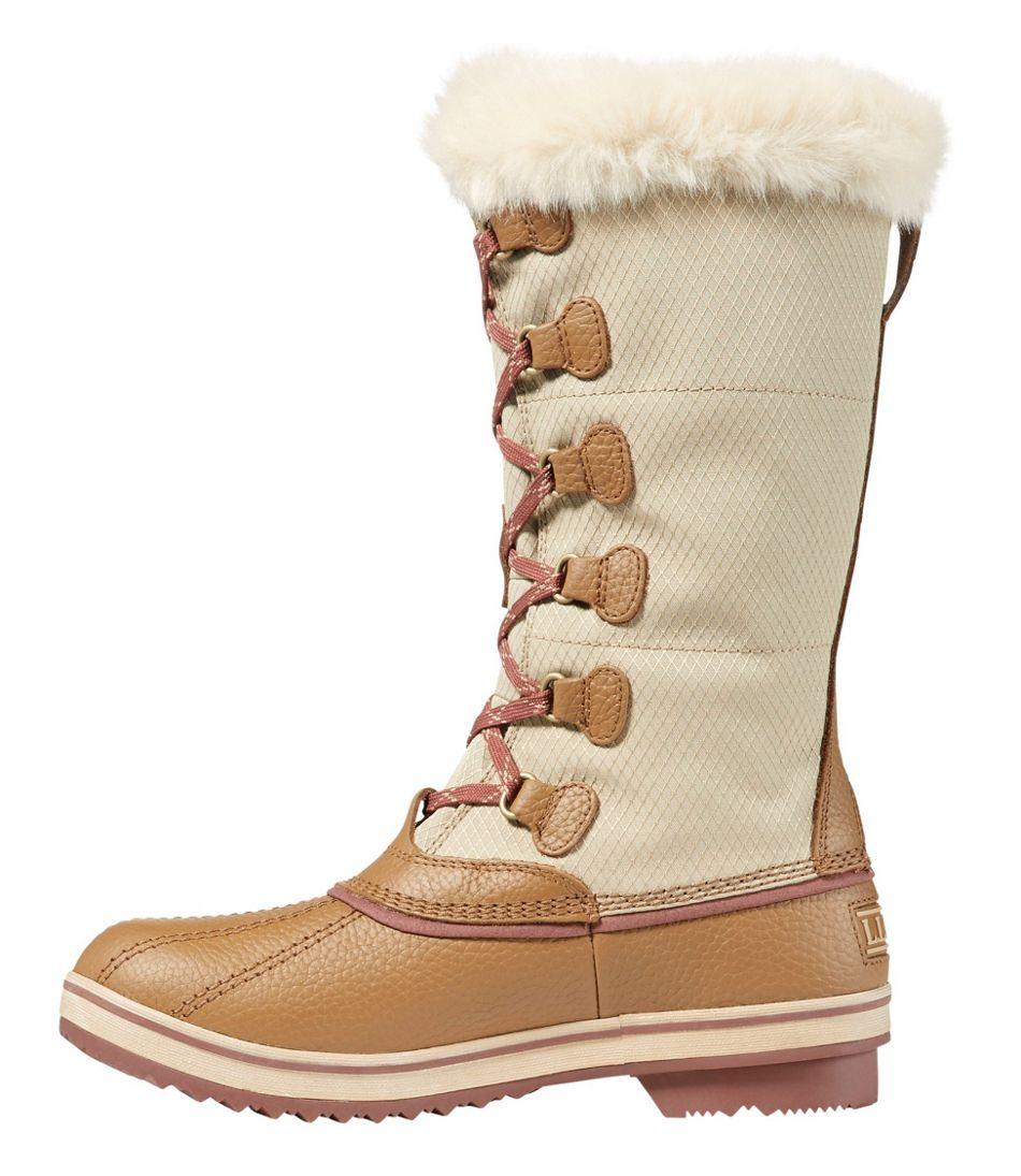 Women's Waterproof Insulated Rangeley Pac Boots, Tall Patch