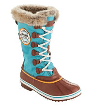 Women's Waterproof Insulated Rangeley Pac Boots, Tall Patch