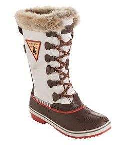 Waterproof Insulated Rangeley Pac Boots, Tall Patch