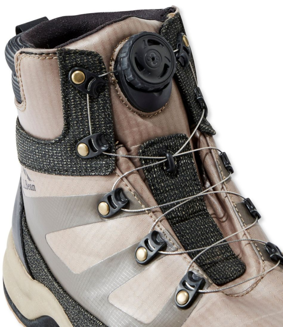 Kennebec Wading Boots With Boa-Closure, Studded