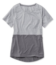 Tidewater Tee, Short Sleeve Colorblock