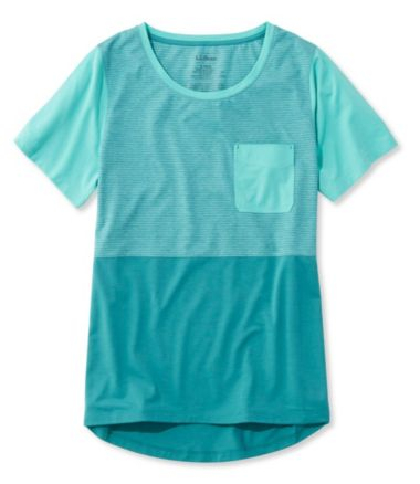 Tidewater Tee Short Sleeve, Colorblock