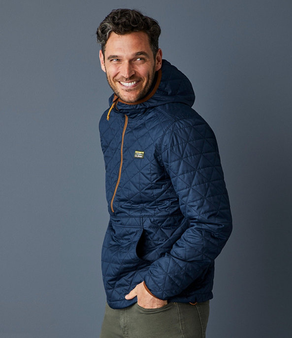 Katahdin Insulated Pullover, Mariner Blue, large image number 5