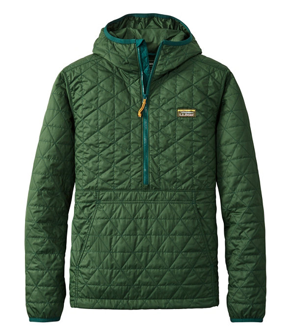 Katahdin Insulated Pullover, Rain Forest, large image number 0