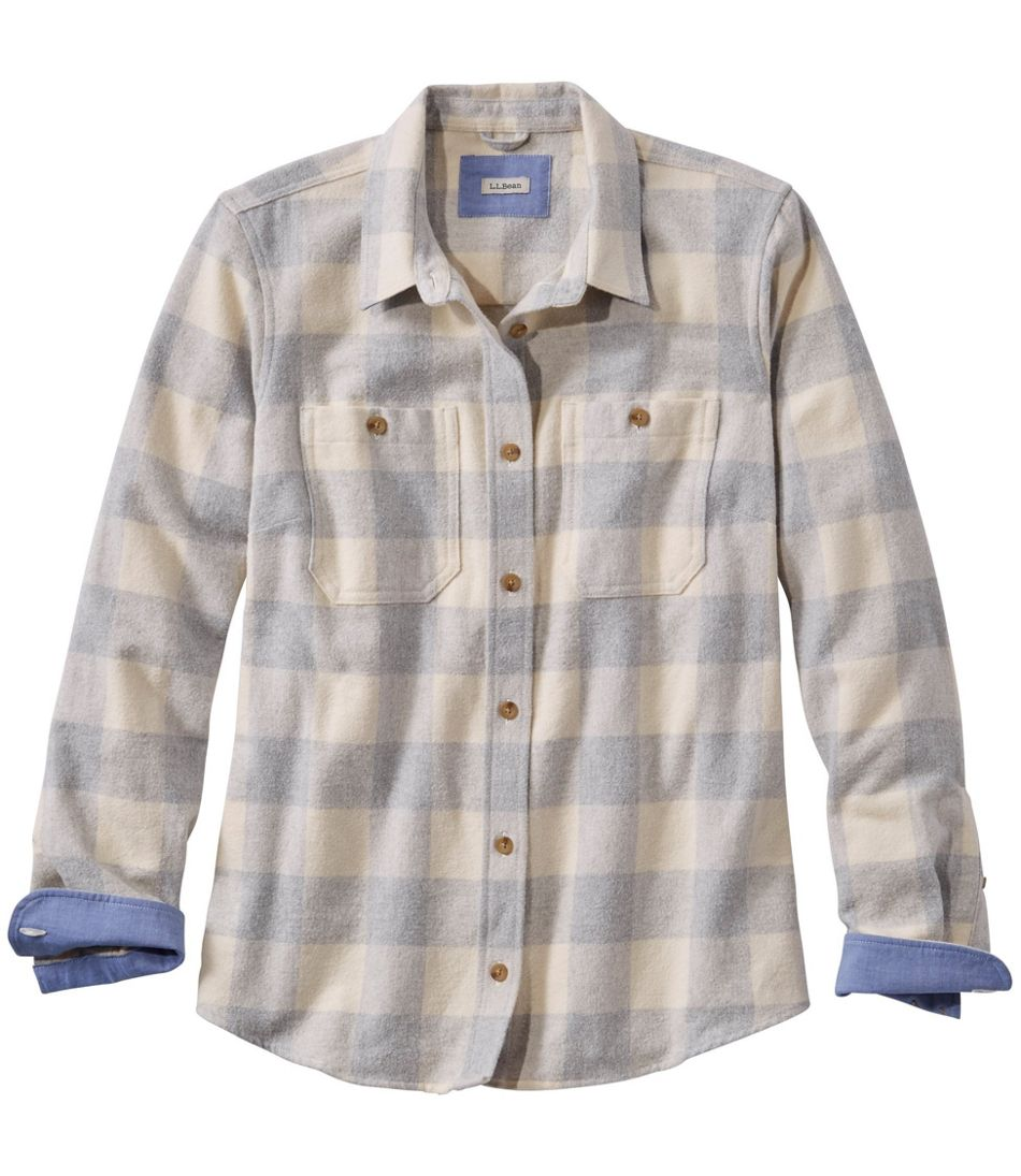 Heritage Chamois Shirt, Plaid