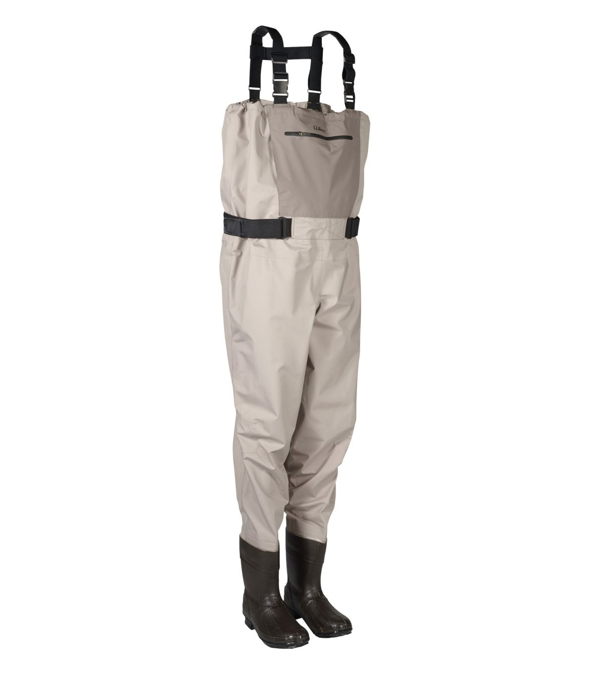 Men's L.L.Bean Emerger Waders with Super Seam Technology, Boot-Foot