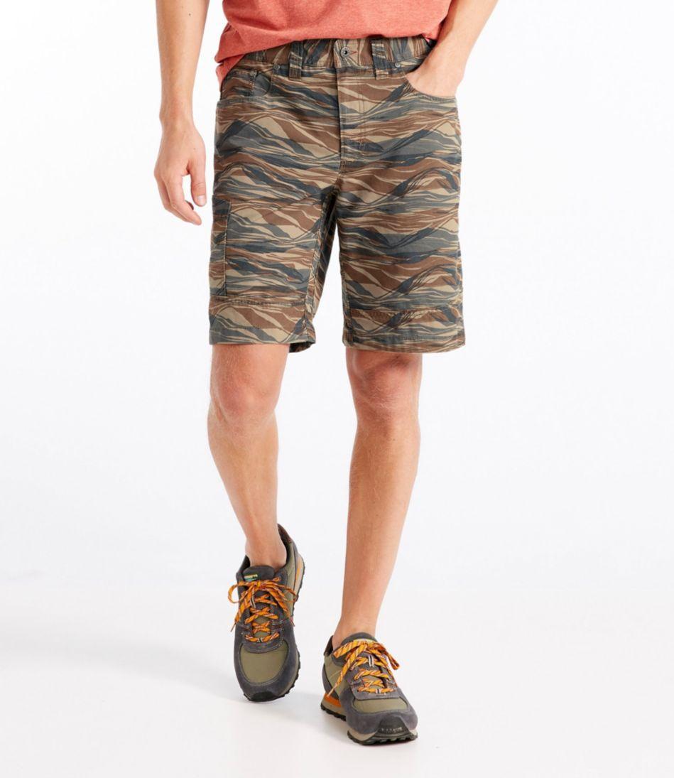 Riverton Shorts, Print