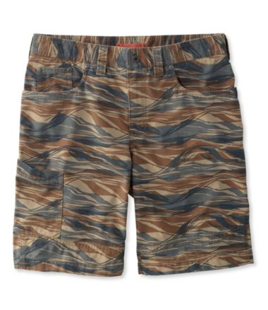 Riverton Shorts, Print
