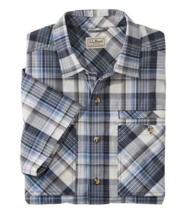 Otter Cliff Shirt, Short-Sleeve Plaid