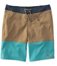 Traverse Swim Trunks, Colorblock 10