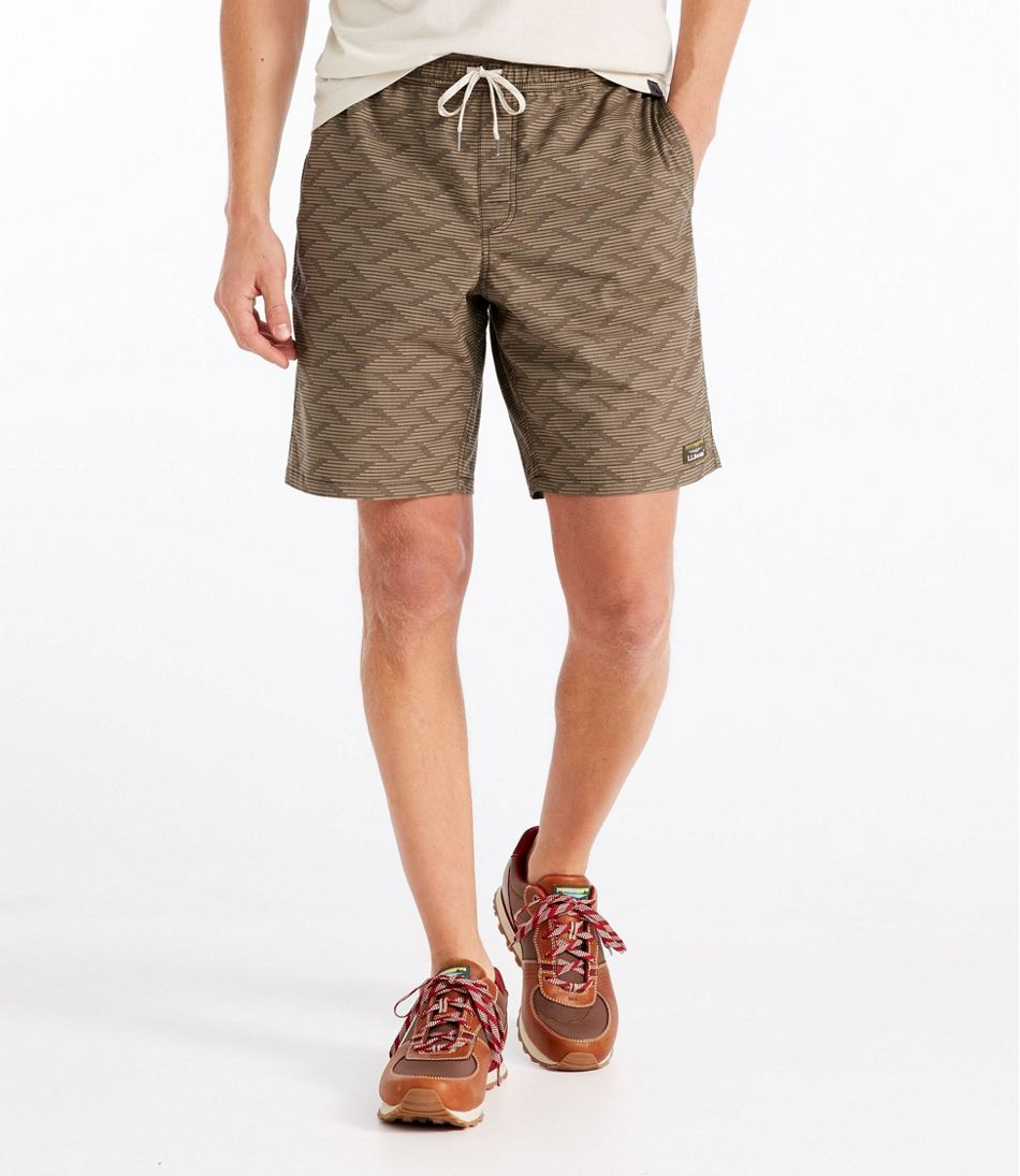 Men's Traverse Camp Shorts, Print