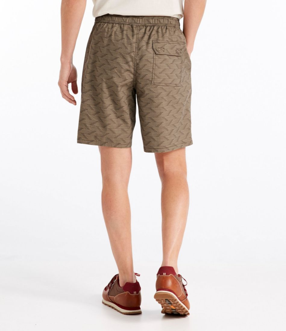 Traverse Camp Shorts, Print