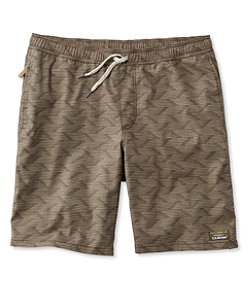 Men's Traverse Camp Shorts, Print