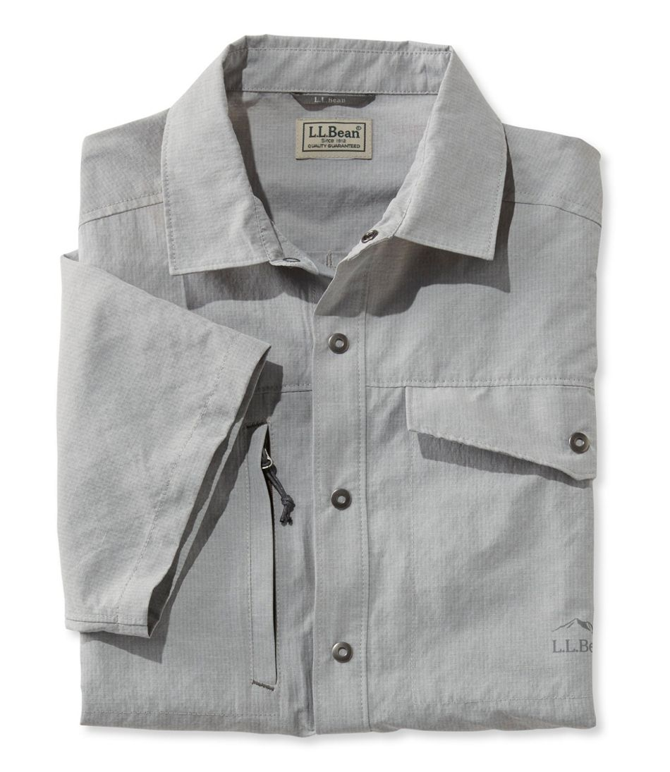 Mountainside Trail Shirt, Short-Sleeve