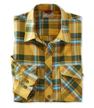 Men's Traverse Midweight Plaid Shirt