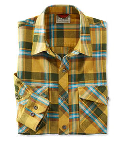 Traverse Midweight Plaid Shirt