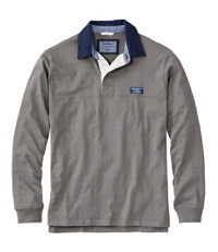 Men's Lakewashed & Women's Soft Cotton Rugby Shirts