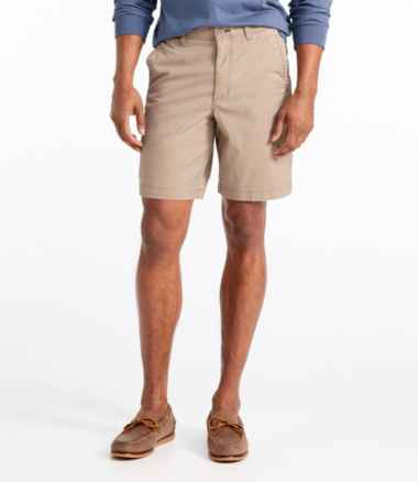 Men's Stonecoast Khaki Shorts, Classic Fit