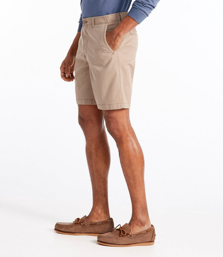 Stonecoast Khaki Shorts, Classic Fit